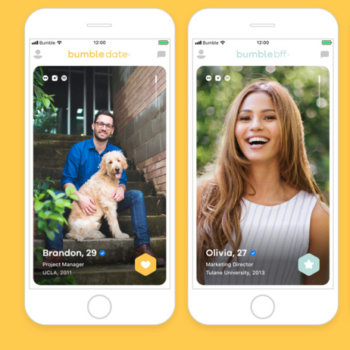 Bumble dating app new york