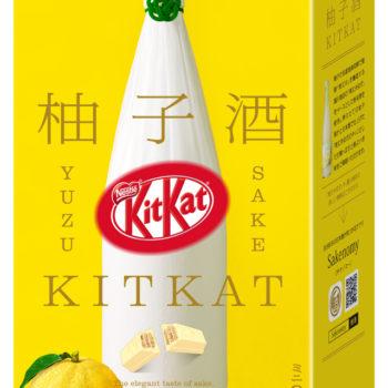 Saké-flavoured KitKat goes on sale in Japan