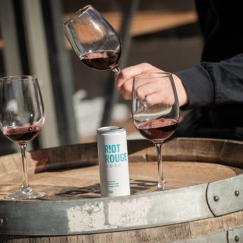 Australia's largest brewery buys canned wine company