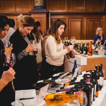Overheard at Wine Show Chelsea…