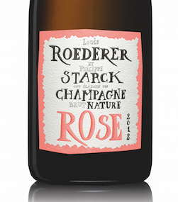 Champagne Roederer and Starck tie-up 'like the Queen with Johnny Rotten'