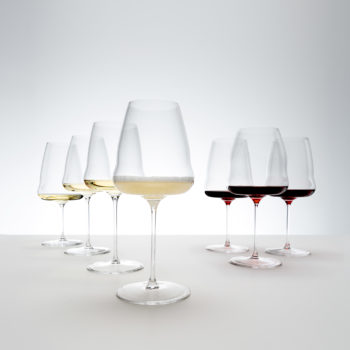 Riedel launches new flat-bottomed wine glasses