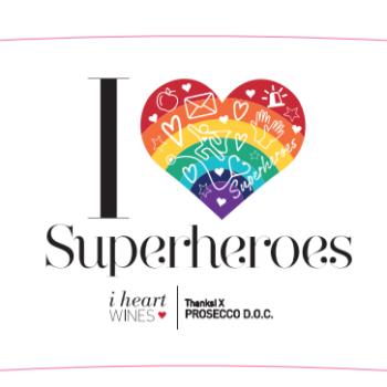 i heart Wines launches coronavirus superhero campaign