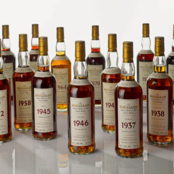 Macallan and Black Bowmore collection lead Sotheby's sale this April