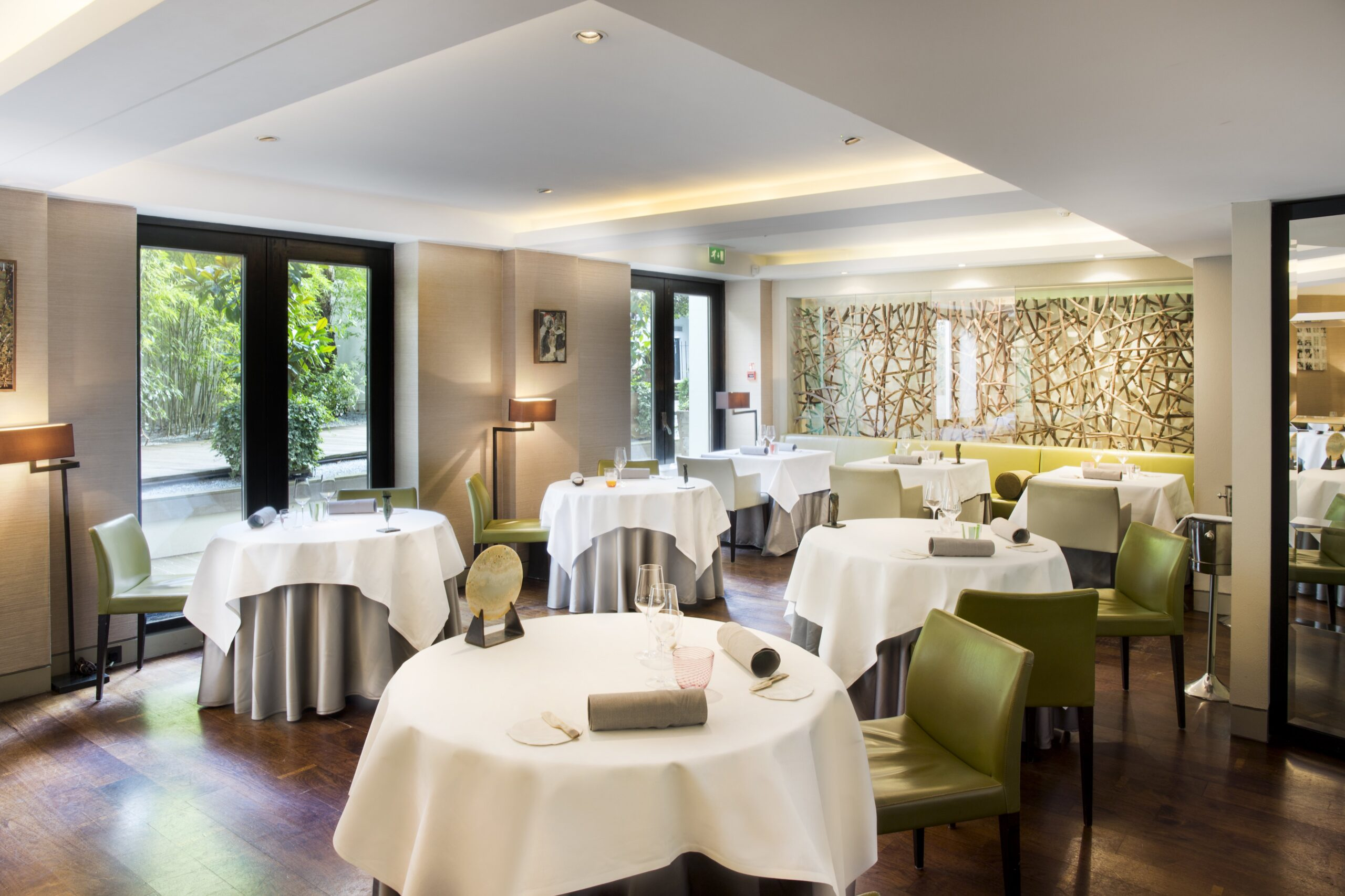 Two Star Mayfair Restaurant The Greenhouse Has Closed