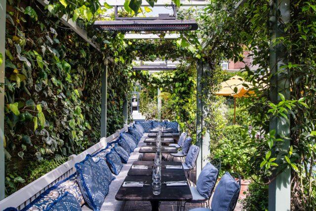 12 London Restaurants With Outdoor Terraces