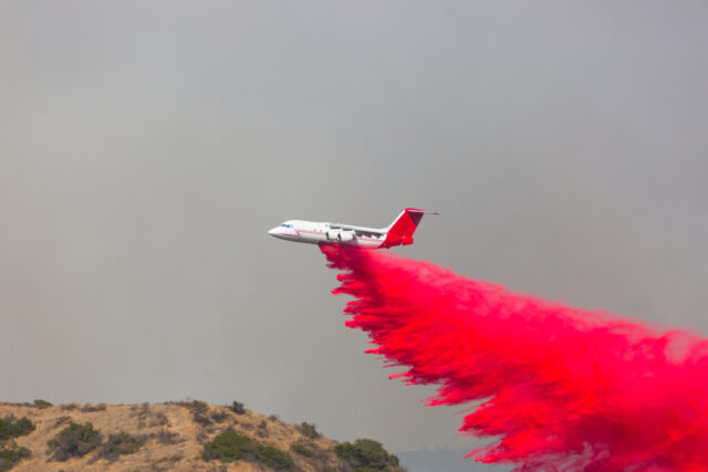 Wine country wildfire forces hospital evacuation, United States News & Top Stories