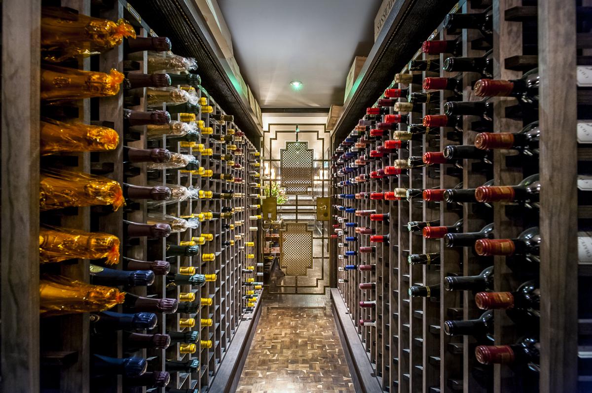 fine wine cellar Christmas gift - Berry Bros. & Rudd