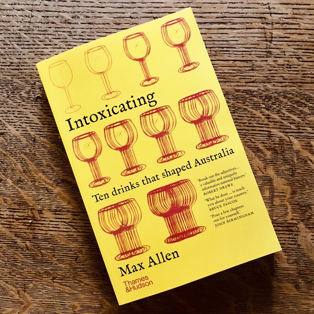 André Simon Awards shortlisted book: Intoxicating