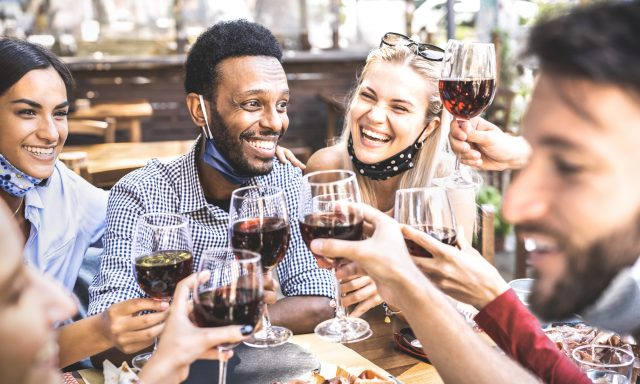 People drinking - countries that drank the most wine