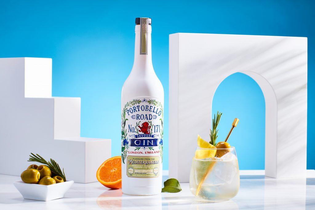 Portobello Road Distillery's Savoury Gin