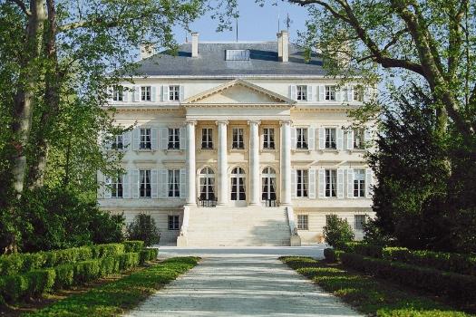 Chateau Margaux  G de Laubier