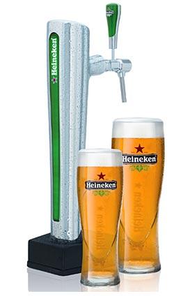 Heineken Pushes Schooner Measurement