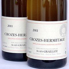 Domaine Alain Graillot Crozes-Hermitage Blanc