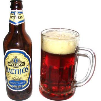 Baltijos beer