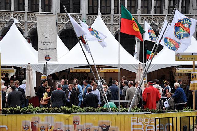 The Belgian beer weekend