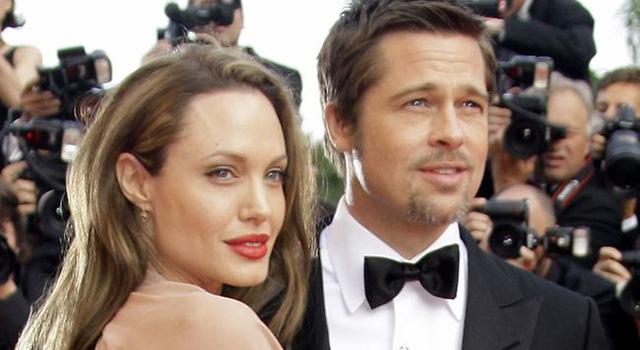 Brad Pitt και Angelina Joile