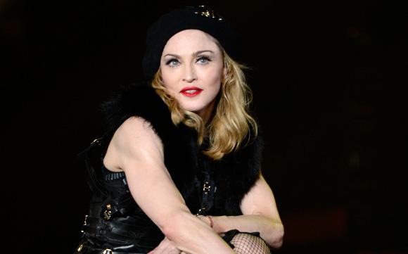 Madonna (Image © Madonna.com)