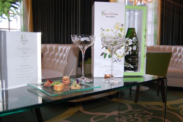 Perrier-Jouët launches it Belle Epoque Florale Edition at Harvey Nichols Fifth Floor Bar