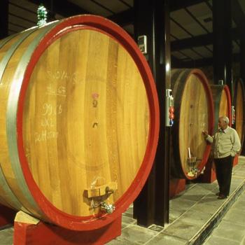 Soldera winery