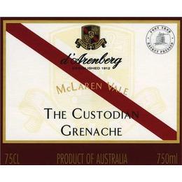 D'Arenberg's Custodian Grenache