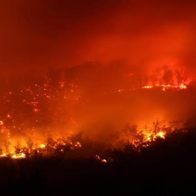 Tasmania fires