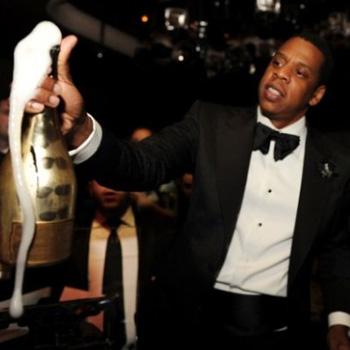 Jay-Z Champagne