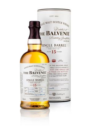 Balvenie 15 year old