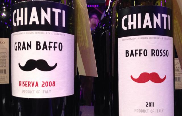 Movember wine