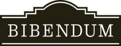 Bibendum logo black