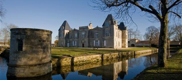 Margaux third growth Château d'Issan