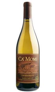 Ca'Momi Napa Chardonnay