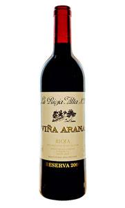 2004 La Rioja Alta Viña Arana Rioja Reserva