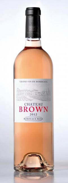 Château Brown Rosé 2012