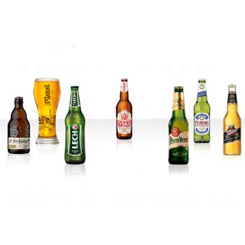 Miller Brands beers