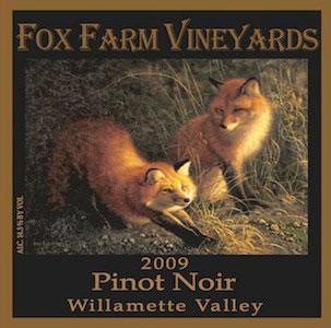 Fox Farm Ana Vineyard Pinot Noir