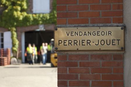 Perrier-Jouet 2011 harvest