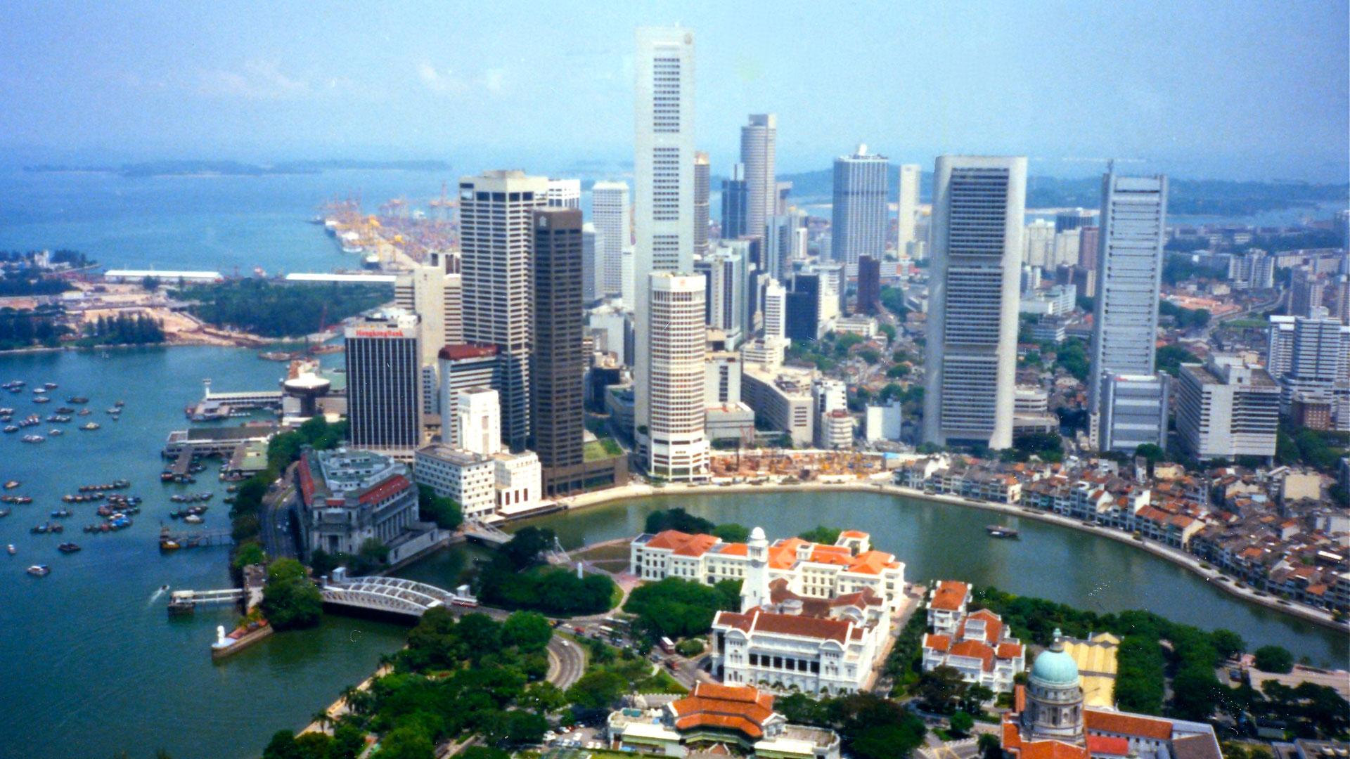 Area Code For Singapore Asia 30