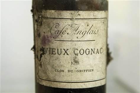 Clos de Griffer Vieux Cognac