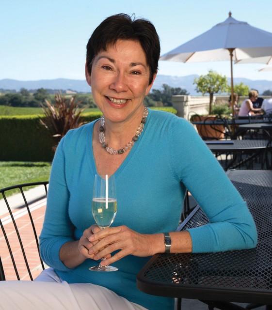 Eileen Crane, Domaine Carneros