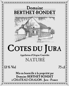 Cotes du Jura
