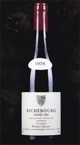 Henri Jayer Richebourg Grand Cru