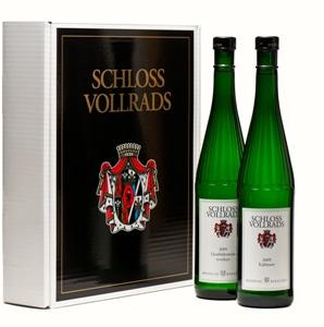 Schloss Vollrads Estate, Rheingau Riesling Kabinett 2011