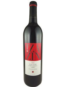 2010 Tierra Davina ZaZin Old Vine Zinfandel Lodi