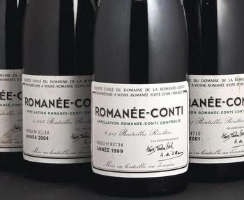 Domaine de la Romanee-Conti Romanee-Conti Grand Cru