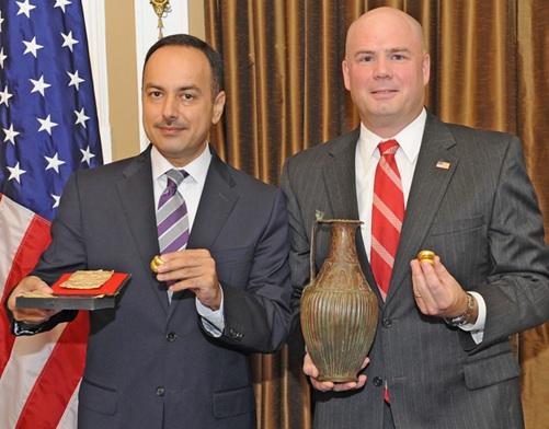 Afghan ambassador