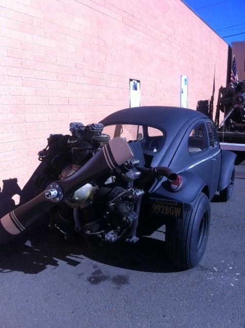 17 VW beetle