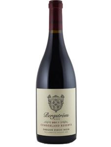 2011 Bergstrom Cumberland Reserve Willamette Valley Pinot Noir