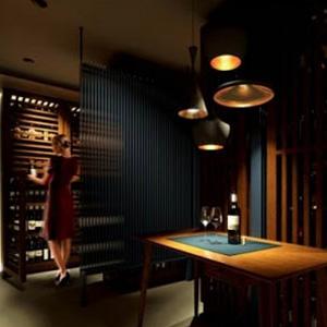 Tokyo wine apartment