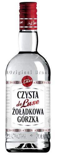 Czysta de Luxe vodka